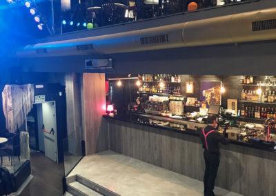 Interior del Cafe Teatro 2