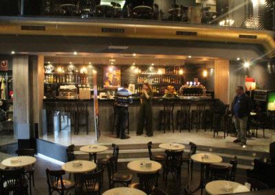 Interior del Cafe Teatro