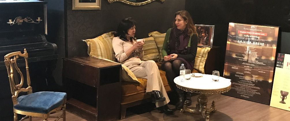 Entrevista para COPE con la soprano e intérprete María Rodríguez